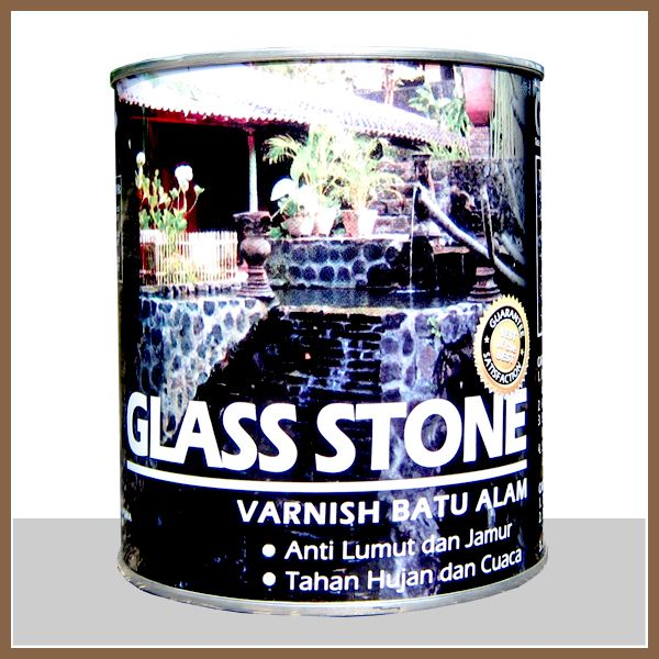 Retail Division Glass Stone 1 kaleng_gs